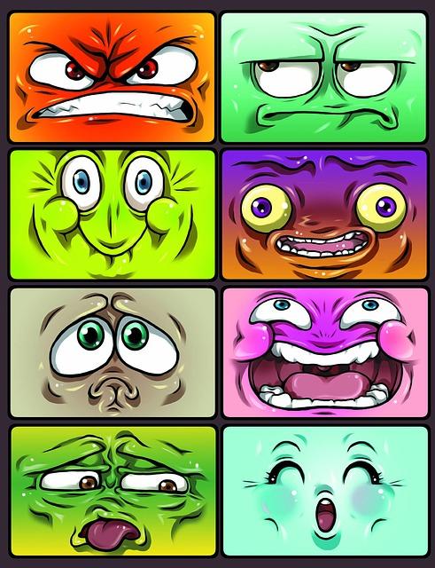 emotions IFS